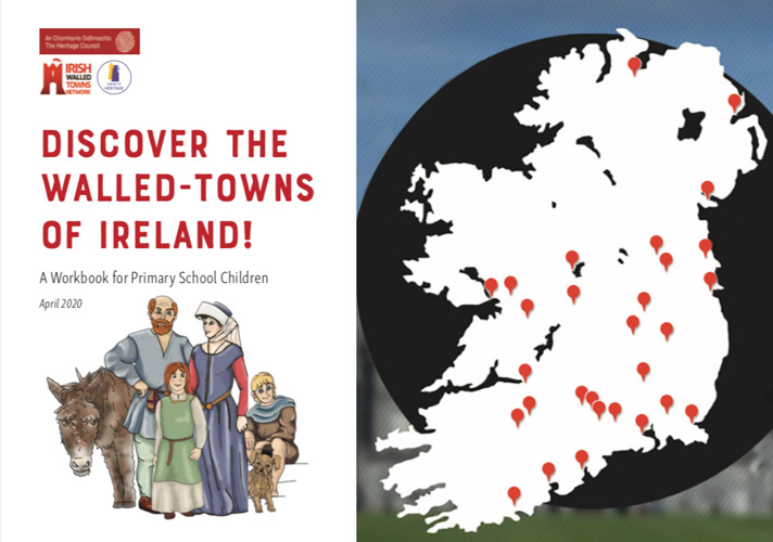 Discover the Walled Towns of Ireland with 
