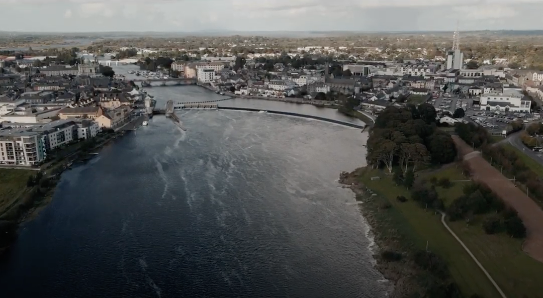 Conserving Athlone's Town Walls – A Behind the Scenes Video