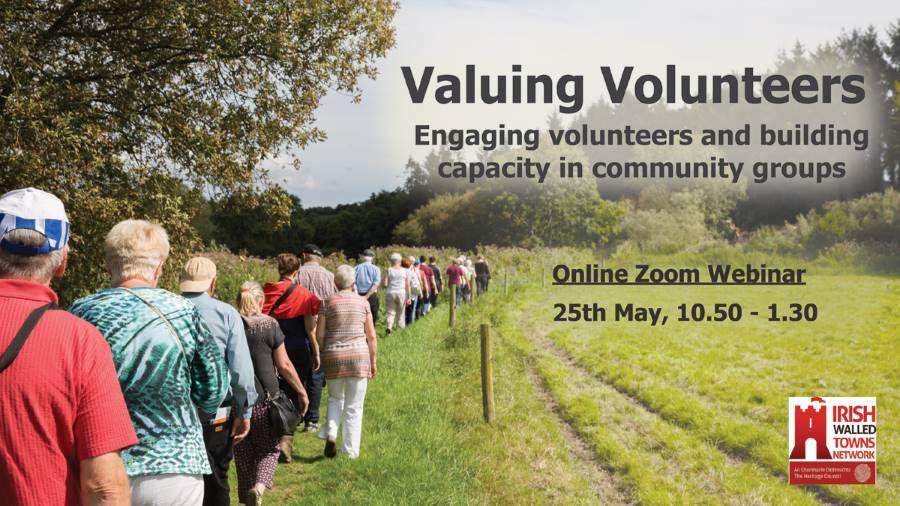 'Valuing Volunteers' training course