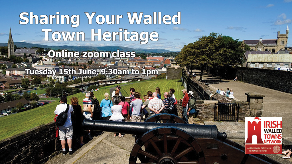 Sharing your Walled Town Heritage